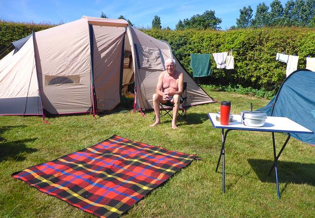 Impressionen auf der Isle of Wight - Juli 2015