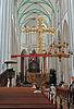 Schwerin - Triumphkreuz im Dom
