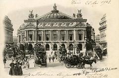 OPEREJO  GARNIER en PARIZO