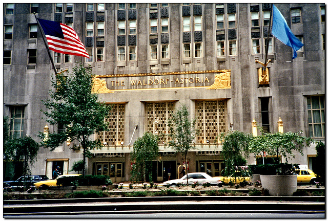 New York | Waldorf Astoria