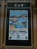 GWR Cornwall travel poster