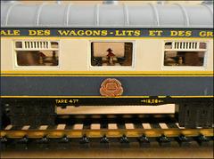 """Wagon """"Pullman"""" de la marque JOUEF."""