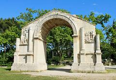 Les Antiques de Saint-Rémy de Provence