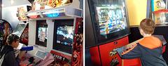 At the Arcade
