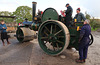 The obligatory traction engine