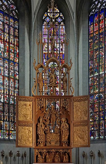 Der Riemenschneider-Altar in Münnerstadt