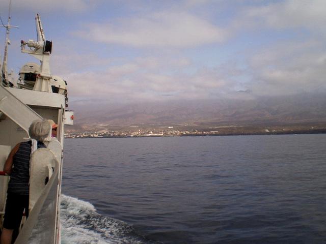 Porto Novo on sight.
