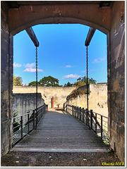 The old drawbridge - HFF