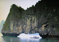 Sur la mer d'Andaman...