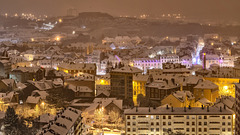 Belfort: 2017.12.18 Risque imporant de neige sur la Franche-Comté 03.