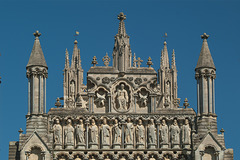 Wells Cathedral Facade 3 (2 PiP)