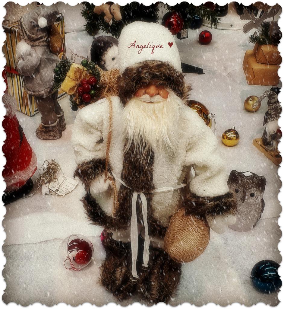 Joyeuses Fêtes à vous ! et bon we