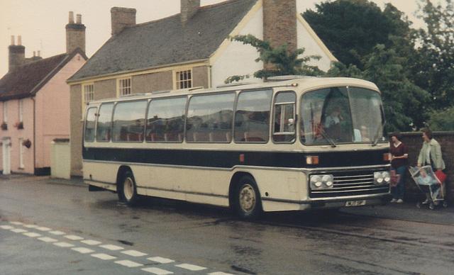 Hammond, Lakenheath MJT 51P - Sep 1984