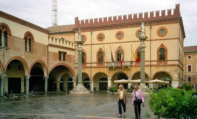 IT - Ravenna - Piazza del Popolo