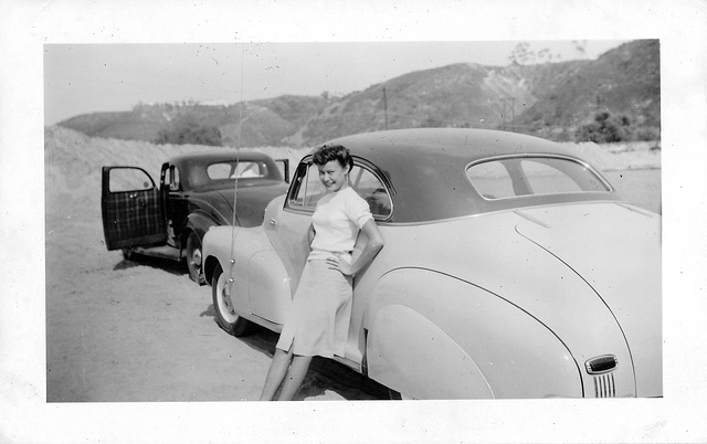 Original Hot Rod Girl