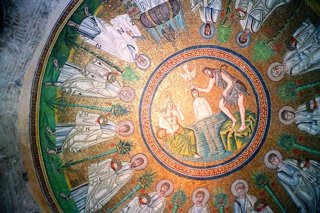 IT - Ravenna - Battistero degli Ariani