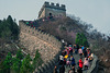 Walking tour on the Great Wall