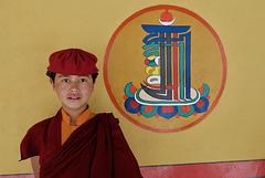 Temple deh émis - Ladakh