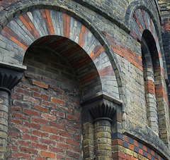 Bricks and arches 1