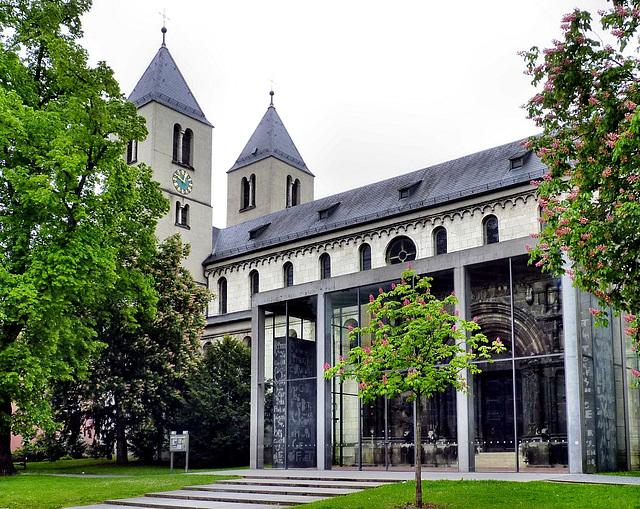 Regensburg - Schottenkloster St. Jakob