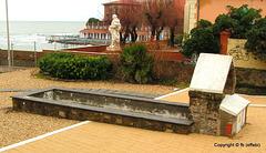 Fontanile in Piazzale Costici - Santa Marinella - RM