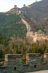Walk on the Chinese Great Wall