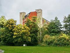 Wittstock, ehemalige Tuchfabrik