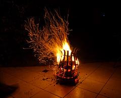 Das letzte Feuer des Sommers