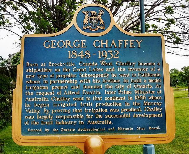 George Chaffey