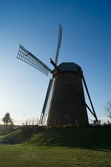 Emmerich - Gerritzens Mühle auf dem Möllenbölt DSC01614