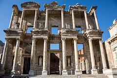 20151207 9767VRAw [R~TR] Celsus-Bibliothek, Ephesos, Selcuk