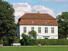 Ludwigslust, das Fontänenhaus