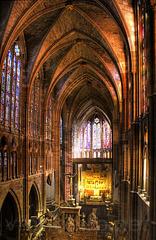 Interior da Catedral de Santa Maria