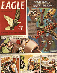 Reign of the Robots - one of my favourite Dan Dare stories...