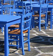 Greek Blue (Paros)