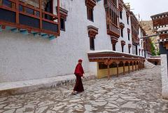 Temple de Hémis-Ladakh