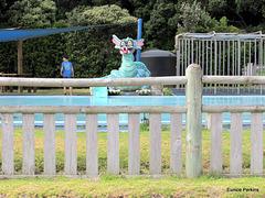 Paddle Pool Fence.