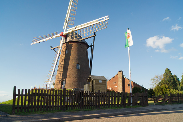 Emmerich - Gerritzens Mühle auf dem Möllenbölt DSC01603