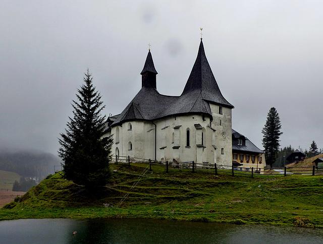 Flattnitz -  Hl. Johannes der Täufer
