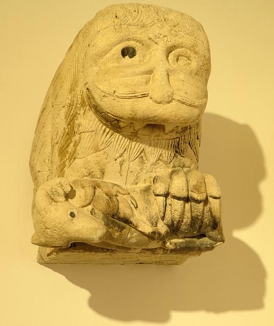 Musée de la ville de Split : gargouille.