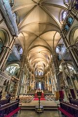 Canterbury Cathedral: choir (5xPiP)