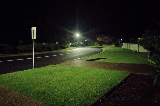 Night test image