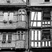 Fachwerkhäuser - Variante #1