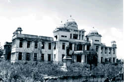 Jaffna Biblioteko bruligita