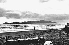 Paekakariki  Beach.