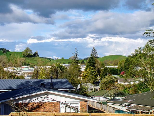 Hills Above Tokoroa