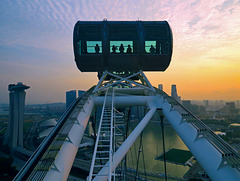 Singapore's best view