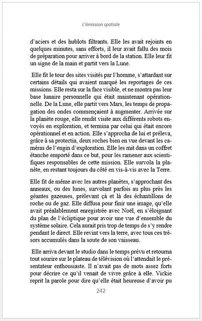 Le cancer de Gaïa - Page 242