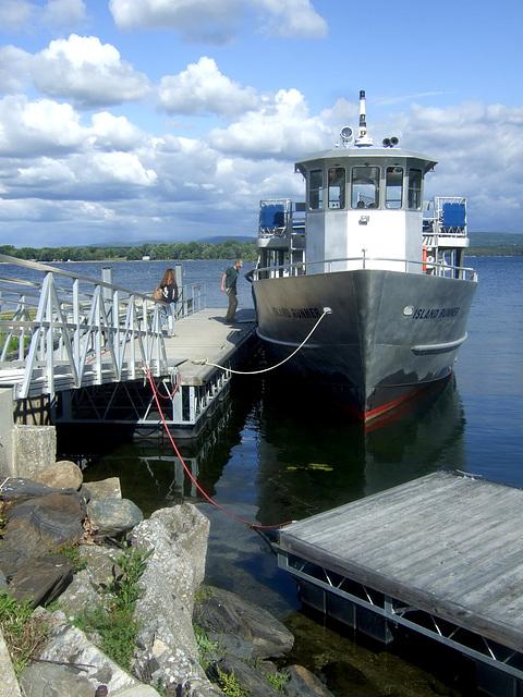 Burton Island Ferry