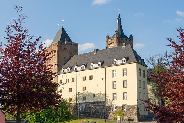 Kleve - Schwanenburg DSC01585